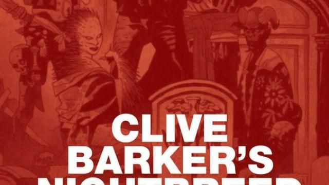 Clive Barkers 90s NIGHTBREED Comics Collection Hardcover Edition Release Details