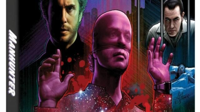 MANHUNTER Collectors Edition Blu-ray Release Details