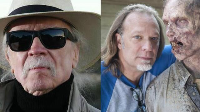 John Carpenter and Greg Nicotero Join HOLLYWOOD HORROR MUSEUM as Board Members!