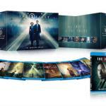 X Files Complete Box Set Blu Ray