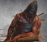 RESIDENT EVIL 5 Executioner Majini Statue Details