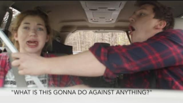 Brothers Convince Little Sister of Zombie Apocalypse [Video]