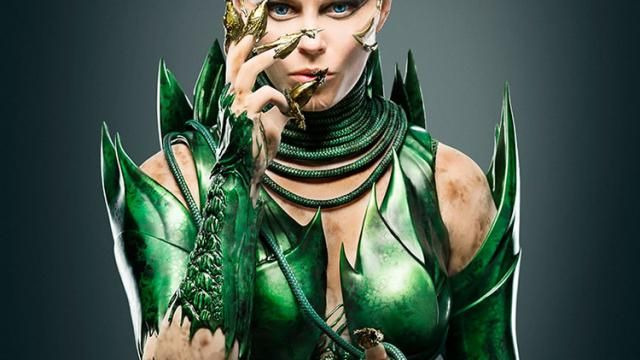 First Look at Elizabeth Banks in POWER RANGERS Movie
