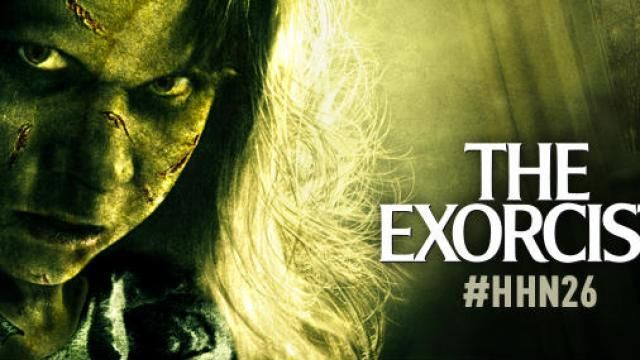 THE EXORCIST Maze Coming to Halloween Horror Nights 2016