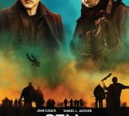Stephen King's Zombie Film CELL Poster with John Cusack / Samuel L. Jackson