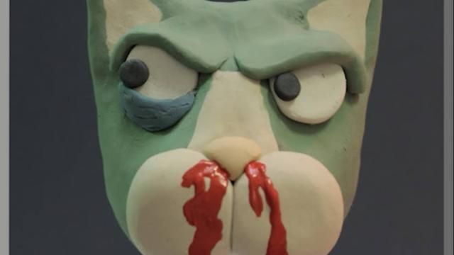 DOOM Claymation Tribute [Video]