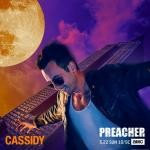 Preacher Poster Cassidy