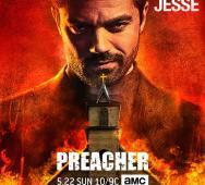 PREACHER TV Series - 2 New Posters and Promo Video Revealed!