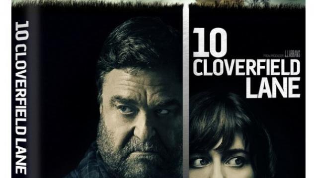 10 CLOVERFIELD LANE Blu-ray / DVD Release Date Details