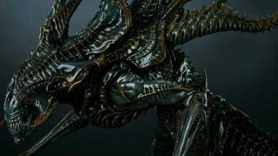 Sideshows Alien King Maquette Photos / Release Details