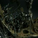 Alien King Sideshow 10