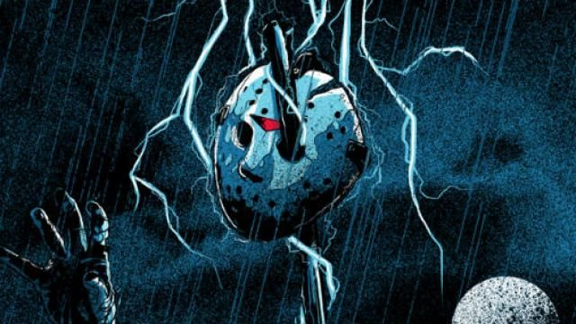 Fright Rags Friday the 13th JASON LIVES Shirt