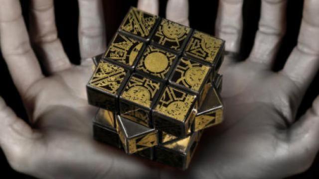 Mezco Toyz Announces HELLRAISER 3 Puzzle Cube