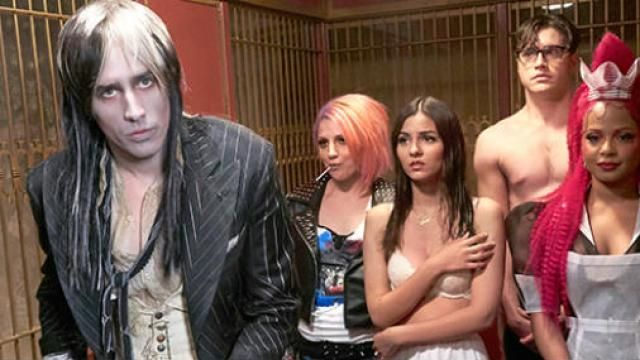 THE ROCKY HORROR PICTURE SHOW Reboot First Photos