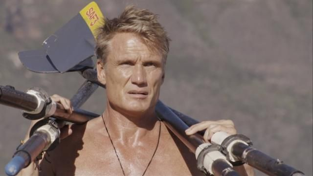 Dolph Lundgren as Cable in DEADPOOL 2!?