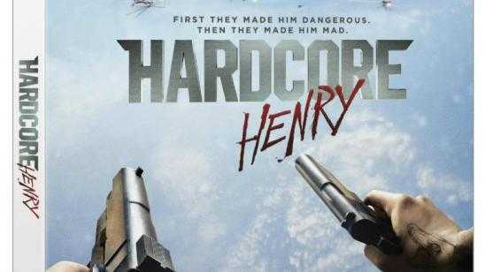 HARDCORE HENRY Blu-ray / DVD / Digital HD / On Demand Release Date Details
