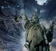 INDEPENDENCE DAY: RESURGENCE Posters Terrorize Landmarks