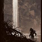 Predator Tribute Art Matt Ferguson Thrill Of The Hunt 6