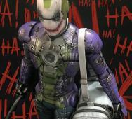 Awesome THE JOKER / IRON MAN Mashup Action Figure