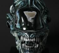 Sideshows Three ALIEN Life-Size Heads Photos / Release Details