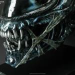 Alien Life Size Head 06