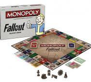FALLOUT Monopoly Collector's Edition Game