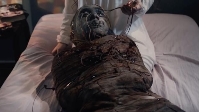 Frightening Trailer for Turkish Horror Film THE BOOGEYMAN 3: BLACK MAGIC [Video]