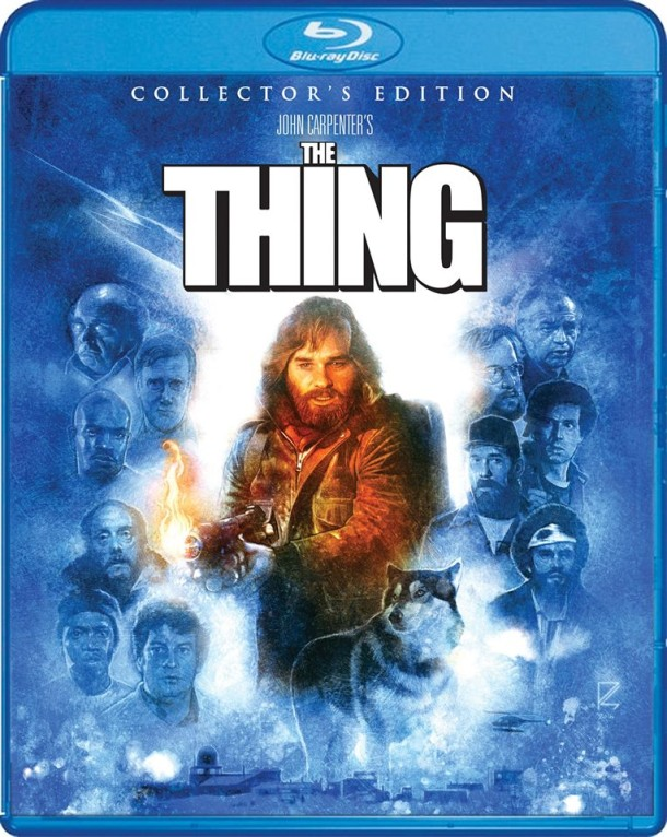 The Thing Collector Edition Blu Ray