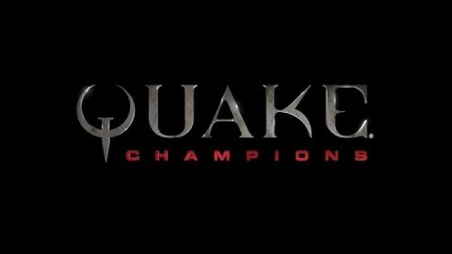 E3 2016: Quake Champions Reveal Trailer [Video]