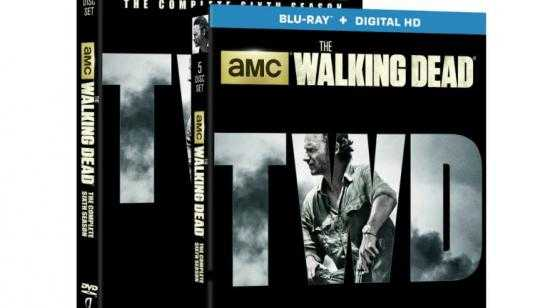 THE WALKING DEAD Season 6 Blu-ray / DVD Release Details / Bonus Features