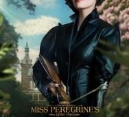 Character Posters for Tim Burton's MISS PEREGRINE'S HOME FOR PECULIAR CHILDREN Movie
