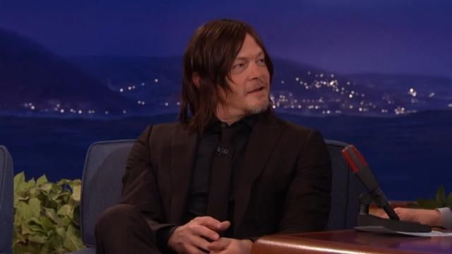 NORMAN REEDUS Talks About Norman Reedus Impersonators! [Video]