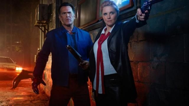 ASH VS EVIL DEAD Season 2 Teaser Trailer / New Photo