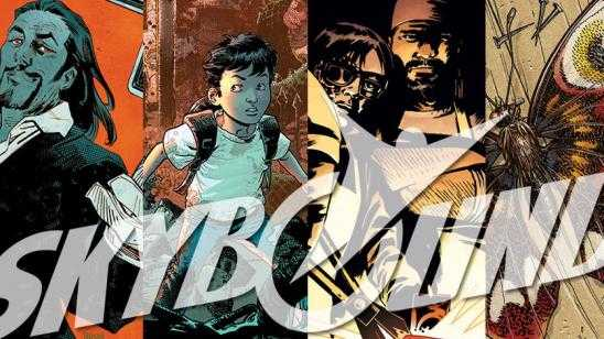 Skybound Comic-Con 2016 Panel Schedule for THE WALKING DEAD / OUTCAST