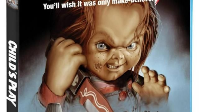 Scream Factory Announces CHILDS PLAY Collectors Edition Blu-ray Release Details