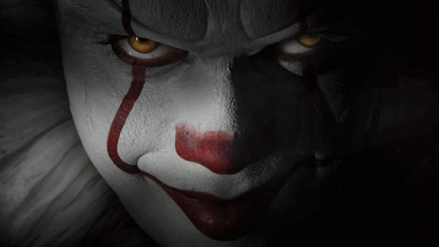 First Look at PENNYWISE The Clown in New IT Movie!