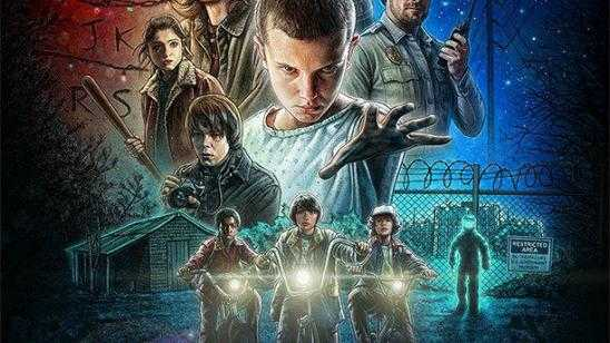 First 8 Minutes of Netflixs STRANGER THINGS Season 1 / Second Poster