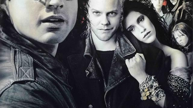 THE LOST BOYS Sequel Comic Book Announced!
