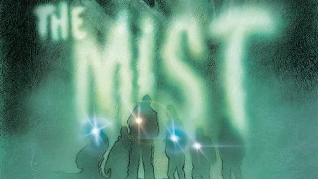 Morgan Spector Cast in Spike TVs THE MIST TV Series