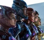 New POWER RANGERS Photo Shows the Rangers Unmasked