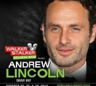 WALKER STALKER CON Atlanta 2016 Includes Andrew Lincoln and More