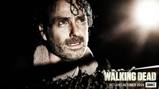 THE WALKING DEAD Season 7 Character Images Tease Victim of Negan / Lucille