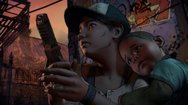San Diego Comic-Con 2016: Telltales The Walking Dead Season 3 New Photos / Poster