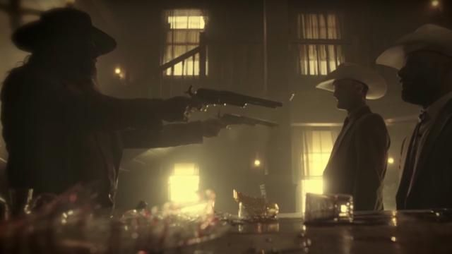 San Diego Comic-Con 2016: PREACHER Trailer Features The Saint of Killers