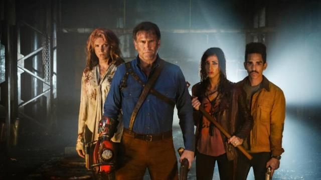 San Diego Comic-Con 2016: Watch ASH VS EVIL DEAD Panel / Booth Tour