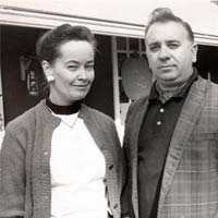 Ed and Lorraine Warren Paranormal Investigators
