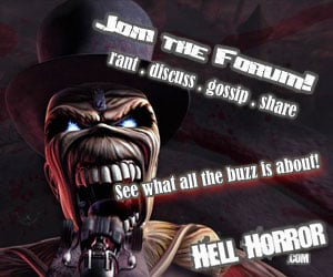 Hell Horror - Horror Community and Forums