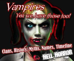 Hell Horror - Vampires