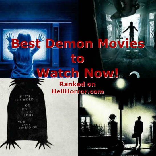 Top 25 Best Demon Movies