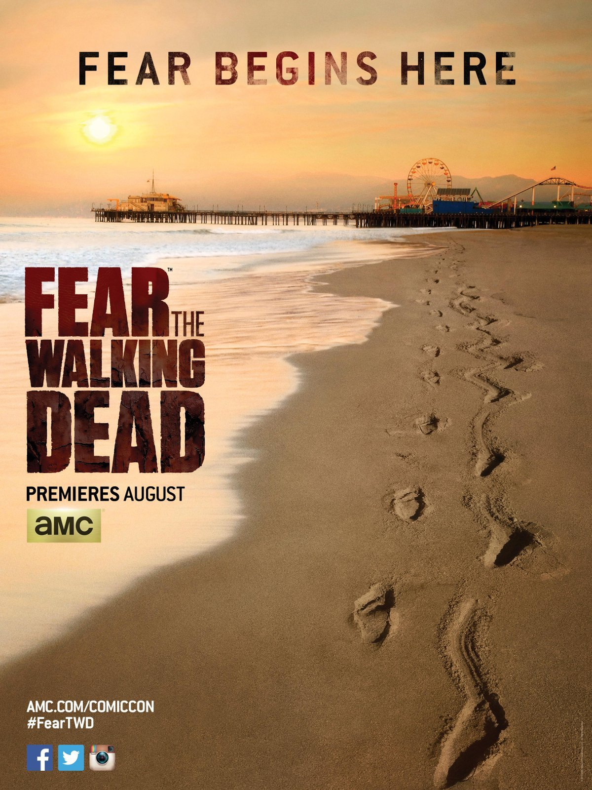 AMC Fear The Walking Dead